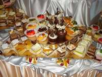 Catering, ciasta, torty